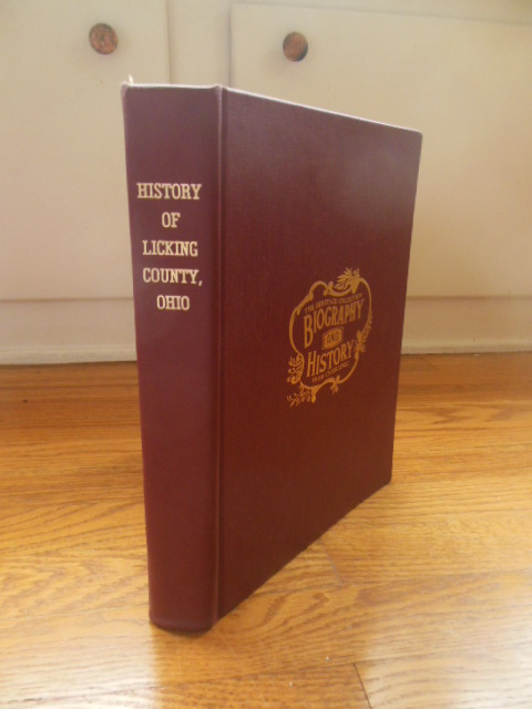 Image for Centennial History of Licking County Ohio