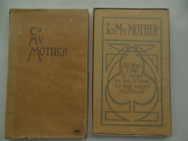 Image for To My Mother (Gift Book in a Box 1912)