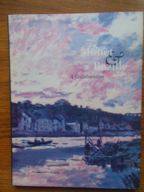 Image for Monet and Bazille