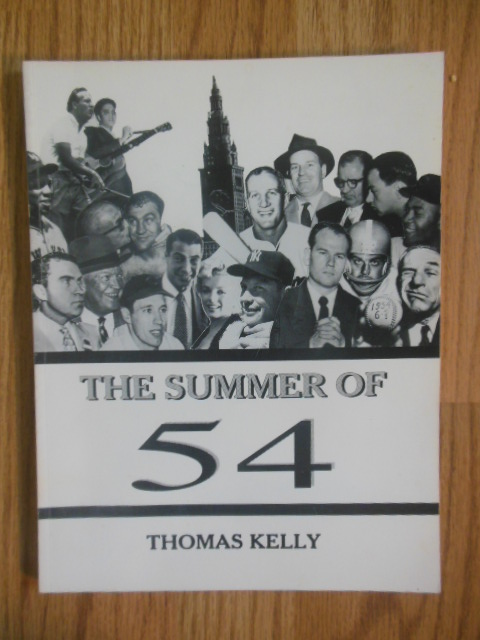 Image for The Summer of 54