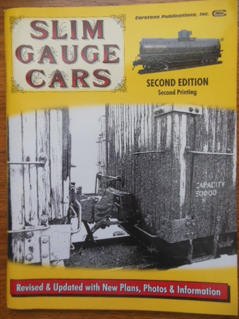 Image for Slim Gauge Cars (Revised and Updated)