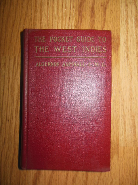 Image for The Pocket Guide to the West Indies