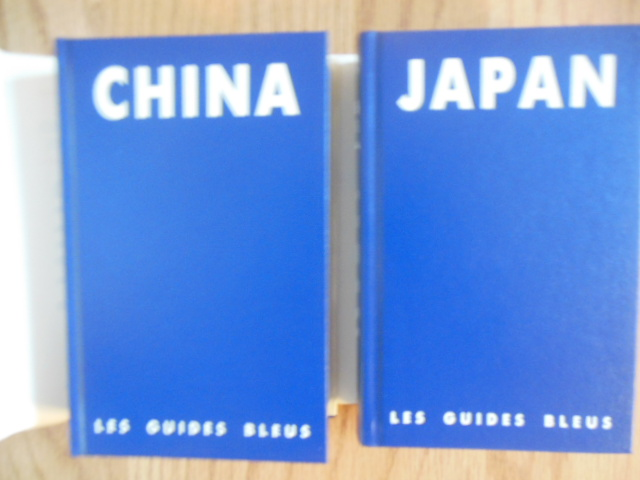 Image for Les Guides  Bleus China; Les Guides Bleus  Japan (Two books)