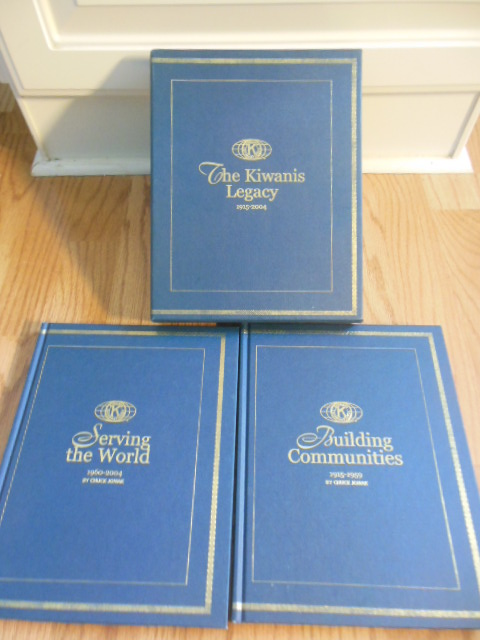 Image for The Legacy of Kiwanis; Building Communities  (2 Vol Set in slipcase)