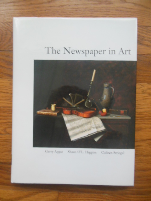 Image for The Newspaper in Art