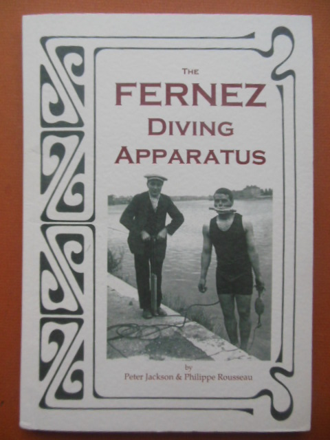 Image for The Fernez Diving Apparatus (limited edition)