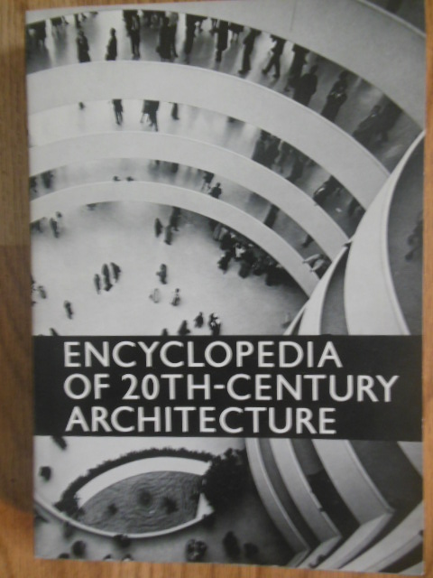 Image for Encyclopedia of 20th-Century Architecture