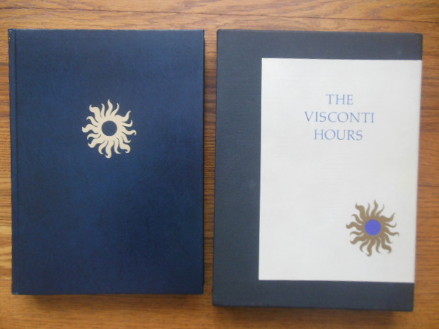 Image for The Visconti Hours