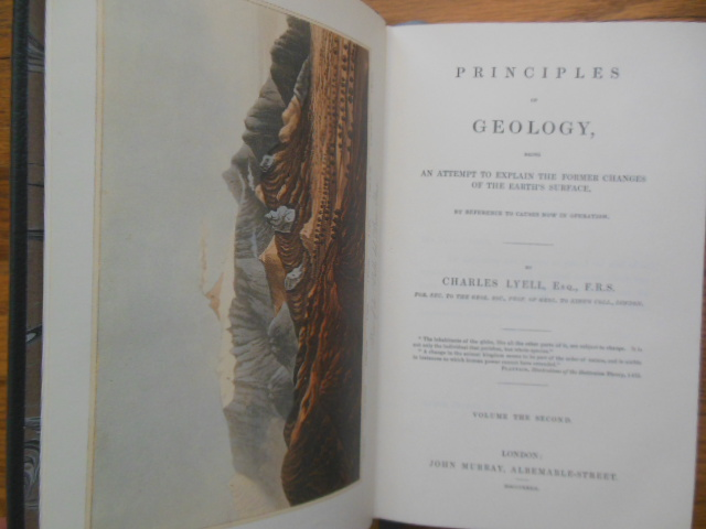 Image for Principles of Geology (Volume II)