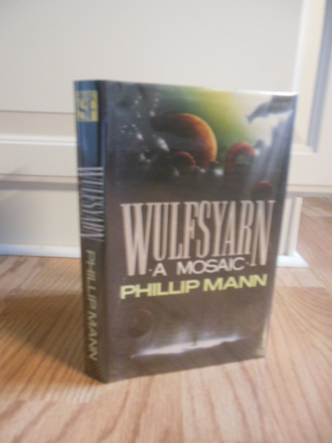 Image for Wulfsyarn