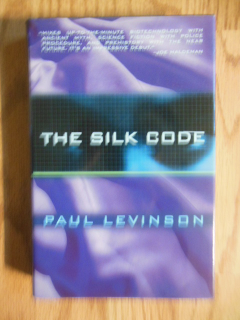 Image for The Silk Code (SIGNED 1st Ed.)
