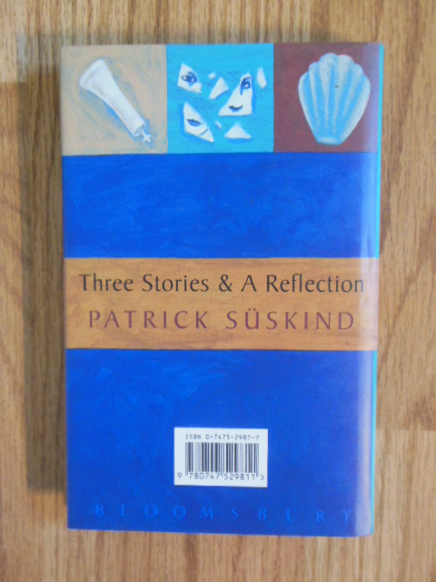 Image for Three Stories and a Reflection