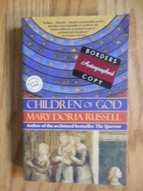 Image for Children of God (SIGNED)