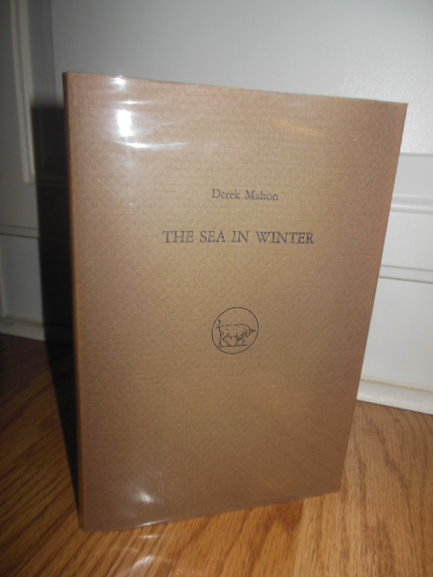 Image for The Sea In Winter (Derek Mahon SIGNED Limited Edition)