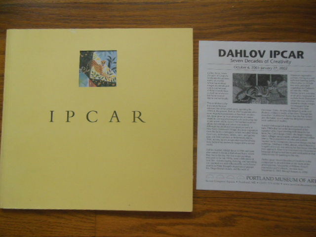 Image for Dahlov Ipcar; Seven Decades of Creativity