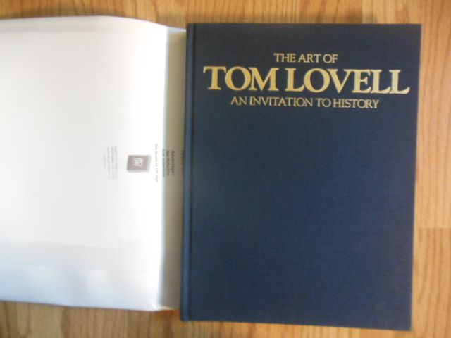 Image for The Art of Tom Lovell: An Invitation to History