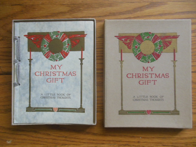 Image for My Christmas Gift; A Little Book of Christmas  (Book in a Box(