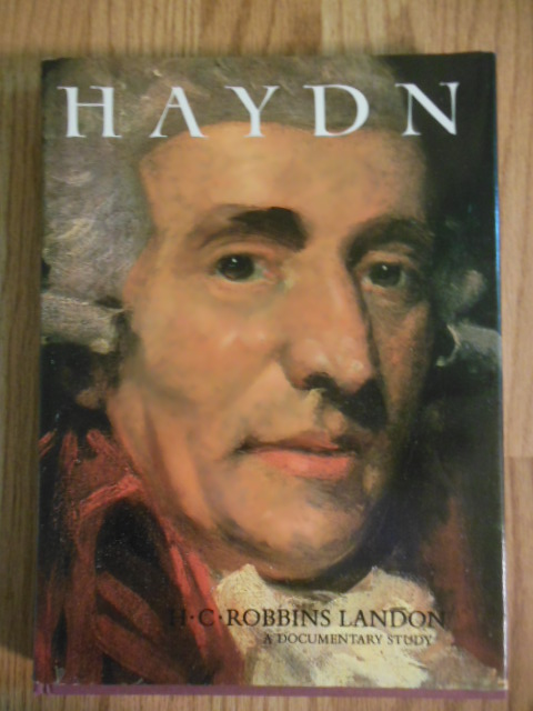 Image for Haydn: A Documentary Study