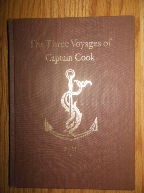 Image for The Three Voyages of Captain Cook