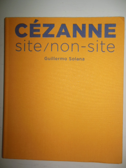 Image for Cezanne  Site / Non-Site