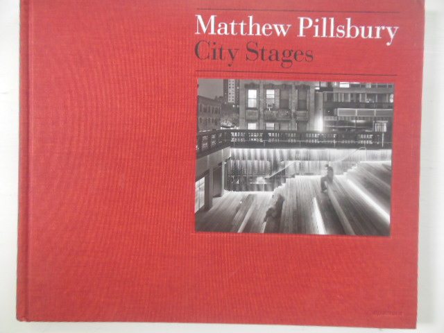 Image for Mathew Pillsbury: City Stages