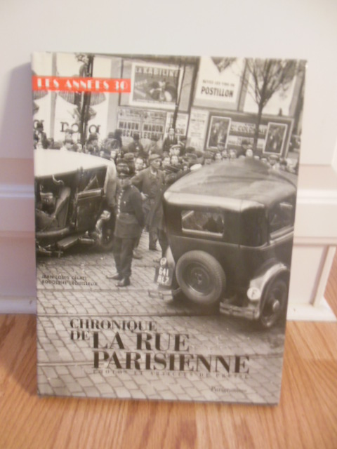 Image for Chronique de la rue Parisienne (French Edition)