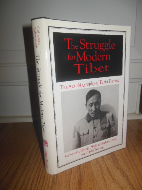 Image for The Struggle for Modern Tibet: The Autobiography of Tashi Tsering