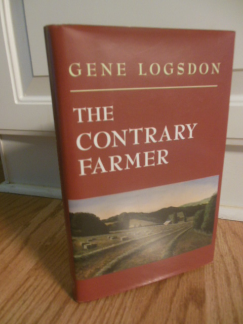 Image for The Contrary Farmer (The Real Goods Independent Living Books)