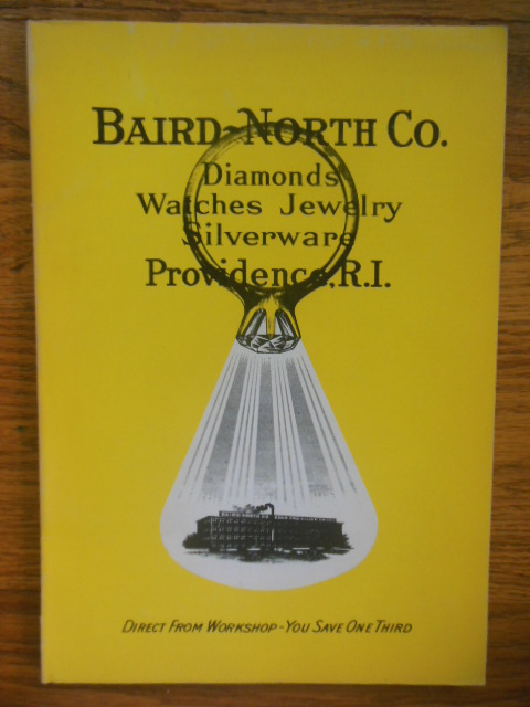 Image for Baird-North Company Diamonds, Watches, Jewelry, Silverware 1913 Trade Catalog (Facsimile Reprint)