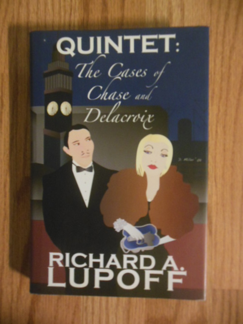 Image for Quintet: The Cases of Chase and Delacroix  (SIGNED First Edition)
