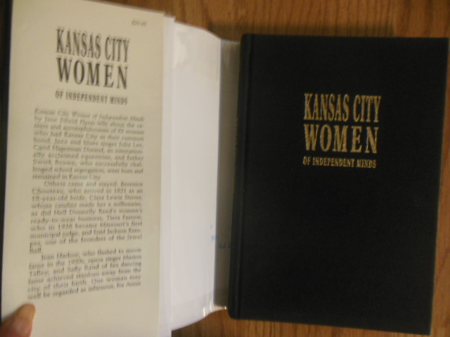 Image for Kansas City Women of Independent Minds