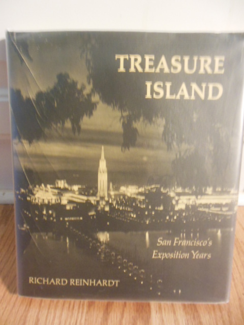 Image for Treasure Island: San Francisco's Exposition Years