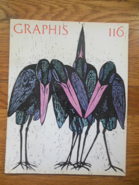 Image for Graphis 116, (Magazine 1964 )