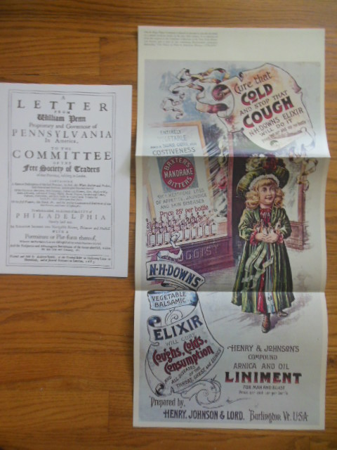 Image for The Power of Print in American History 1776-1976