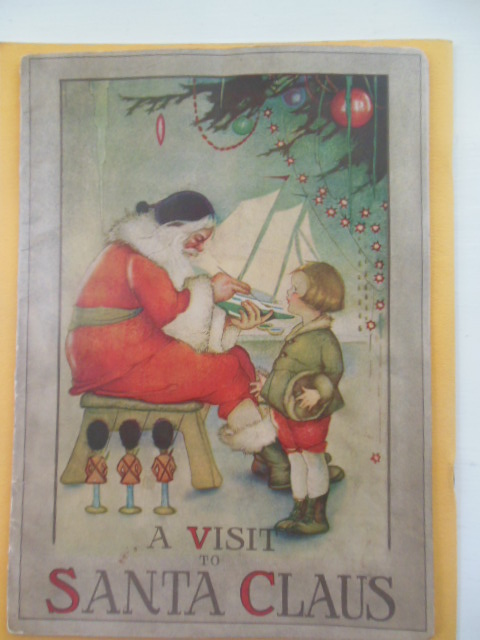 Image for A Visit to Santa Claus