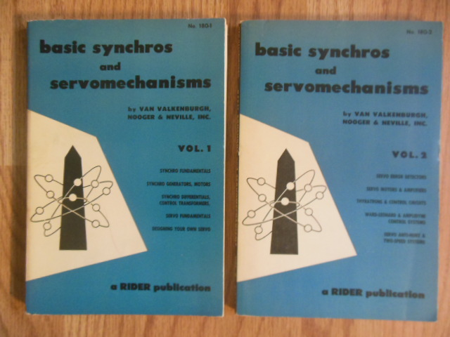 Image for Basic Synchros and Servomechanisms (Volumes 1 & 2)