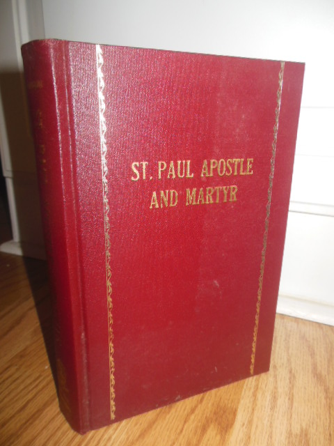 Image for St. Paul Apostle and Martyr