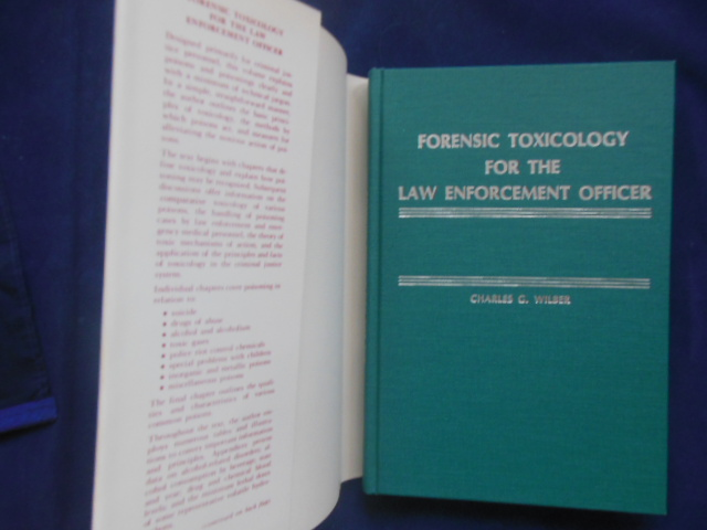 Image for Forensic Toxicology for the Law Enforcement Officer