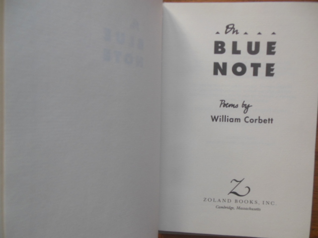 Image for On Blue Note (with Cassette Audio)