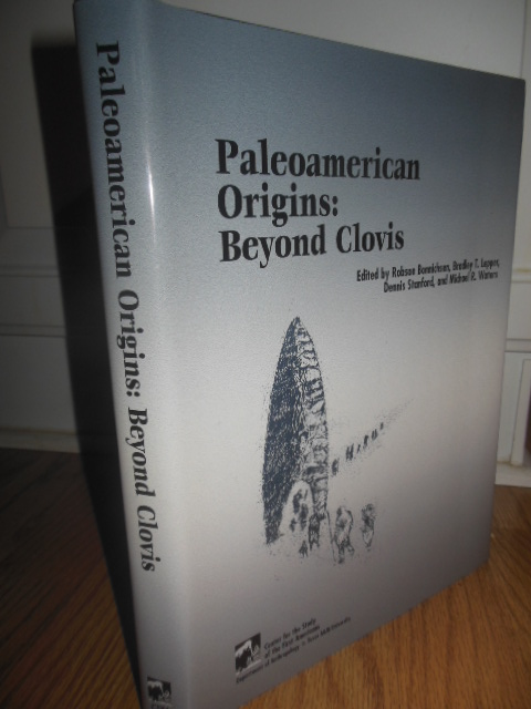 Image for Paleoamerican Origins: Beyond Clovis (Peopling of the Americas Publication)