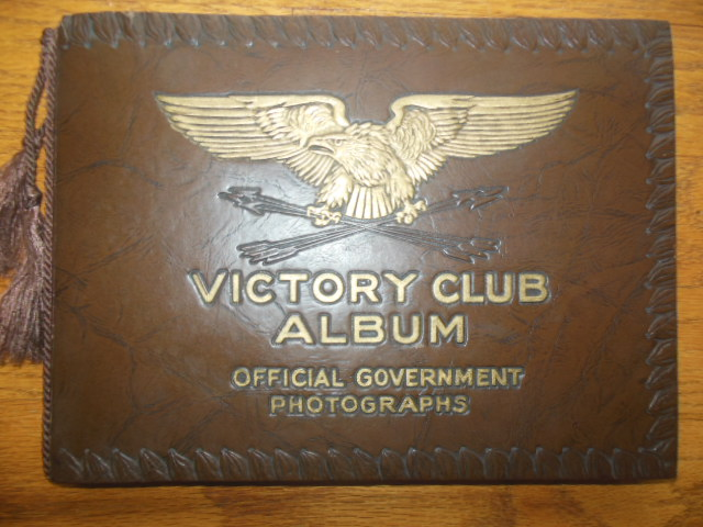 Image for Victory Club Album Official Government Photographs (WWII) -