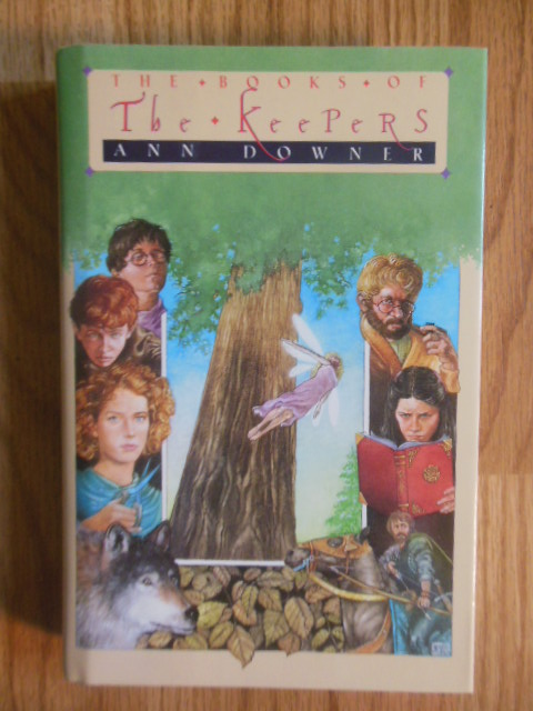 Image for Books of the Keepers (First Edition)