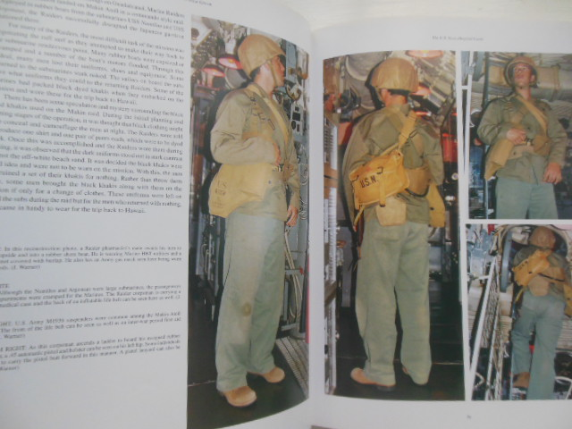 Image for Sailors in Forest Green: USN Personnel Attached to the USMC (U.S. Navy Uniforms in World War II)  VOLUME I