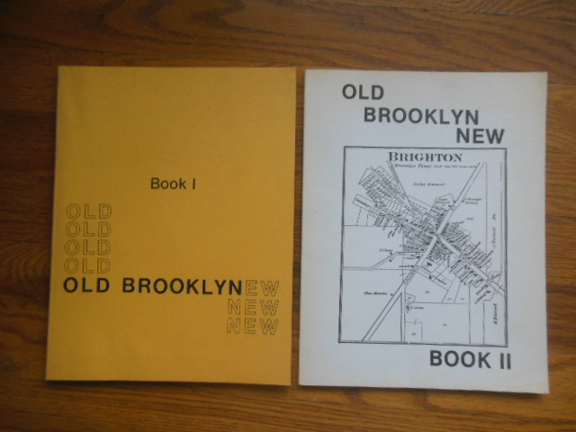 Image for Old Brooklyn New: A Historic Narrative and Projection for the 1980's Book I;  A Portrait  of Old Brooklyn Book II