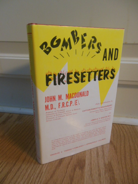 Image for Bombers and Firesetters