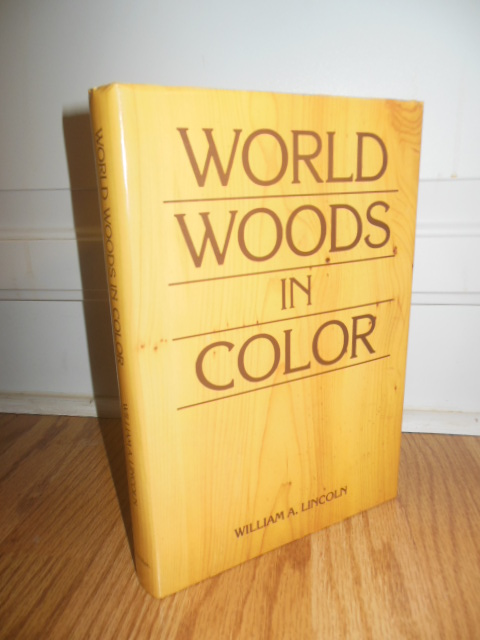 Image for World Woods in Color