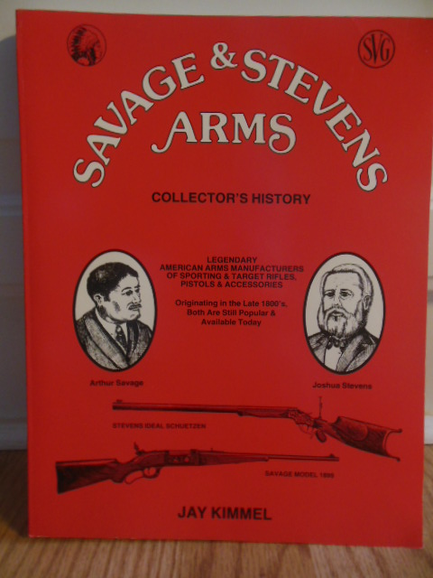 Image for Savage & Stevens Arms: Collector's History