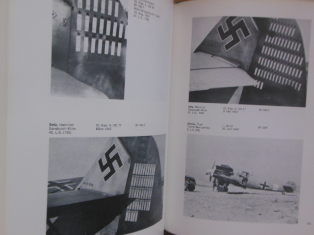 Image for Luftwaffe Rudder Markings, 1936-1945 (Schiffer Military History)