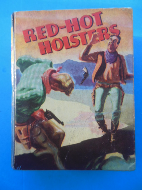 Image for Red-Hot Holsters; A Skinny Jeebles Story