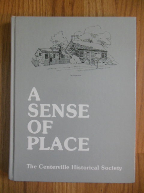 Image for A Sense of Place: in Centerville and Washington Township